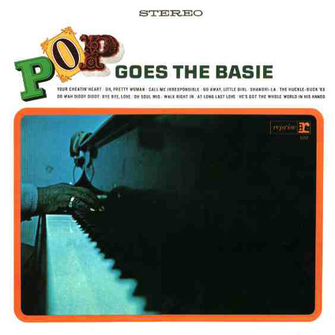 Count Basie - Pop Goes The Basie