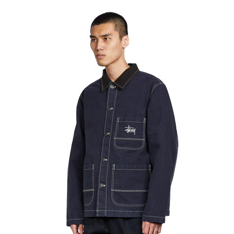 Stüssy - Brushed Moleskin Chore Jacket