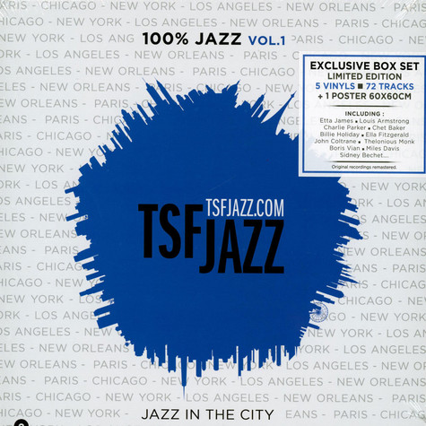 V.A. - Jazz In The City 01