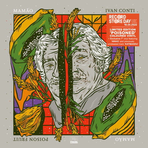 """Ivan """"Mamao"""" Conti - Poison Fruit Record Store Day 2020 Edition"""