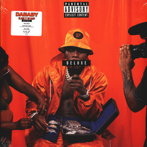 DaBaby - Blame It On Baby Deluxe Edition