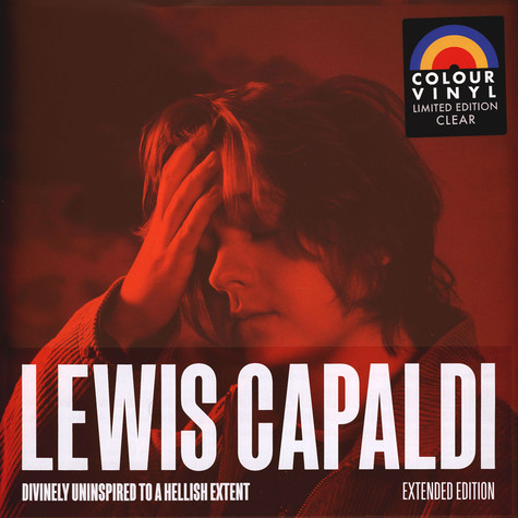 Lewis Capaldi - Divinely Uninspired To A Hellish Extent Deluxe Black Friday Record Store Day 2020 Edition