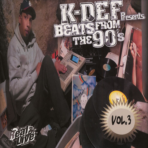 K-Def - Beats From The 90's Volume 3