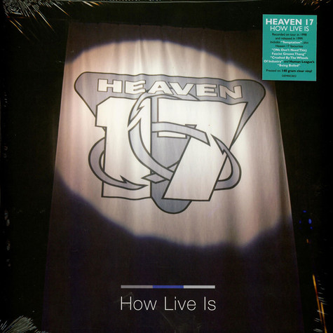 Heaven 17 - How Live Is