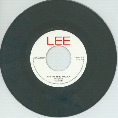 Pat Kelly - I'm In The Mood / You Send Me