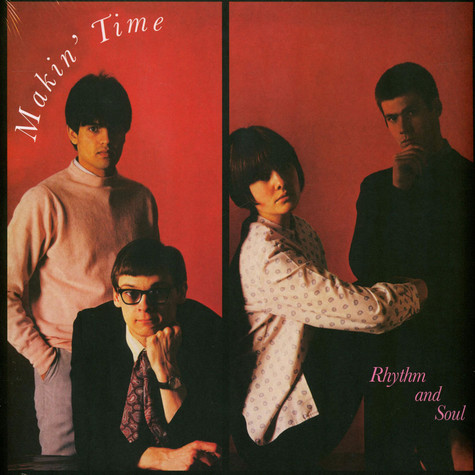 Makin' Time - Rhythm And Soul Colored Vinyl Edition