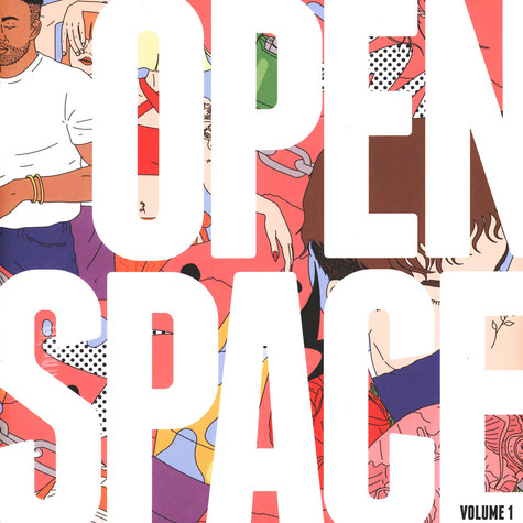 V.A. - Open Space Volume 1