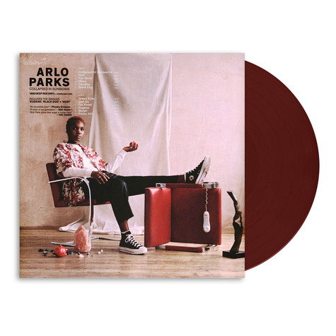 Arlo Parks - Collapsed In Sunbeams Red Vinyl Edition