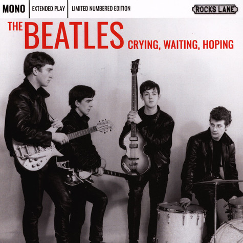 Beatles, The - Crying, Waiting, Hoping EP Red Vinyl Edition