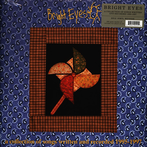 Bright Eyes - A Collection Of Songs Written And Recorded 1995-1997