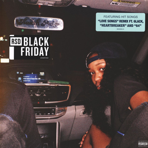 Kaash Paige - Parked Car Convos Black Friday Record Store Day 2020 Edition