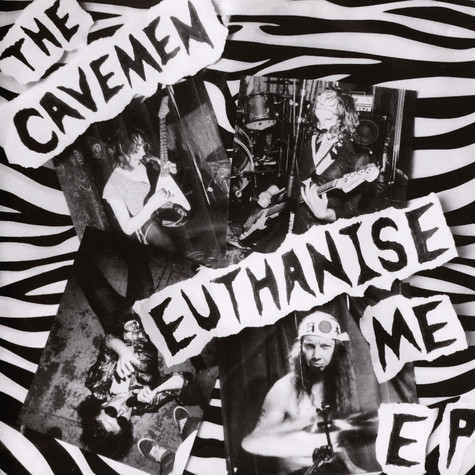 Cavemen, The - Euthanise Me EP