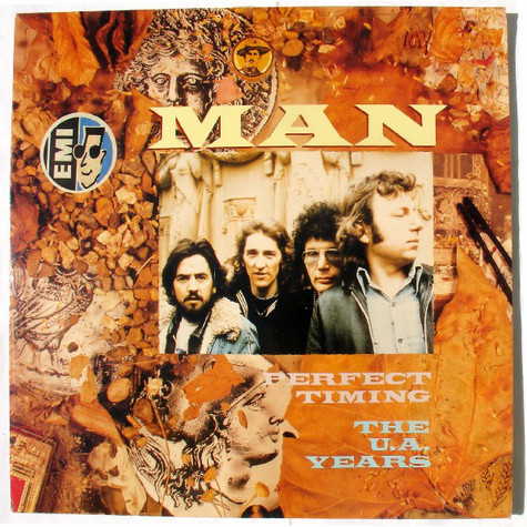 Man - Perfect Timing (The U.A. Years: 1970 - 1975)