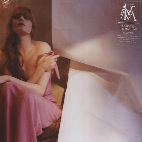 Florence + The Machine - High As Hope Limited Deluxe Boxset