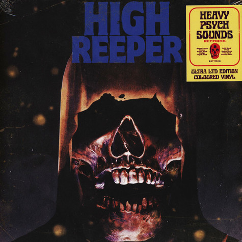 High Reeper - High Reeper Purple Vinyl Edition