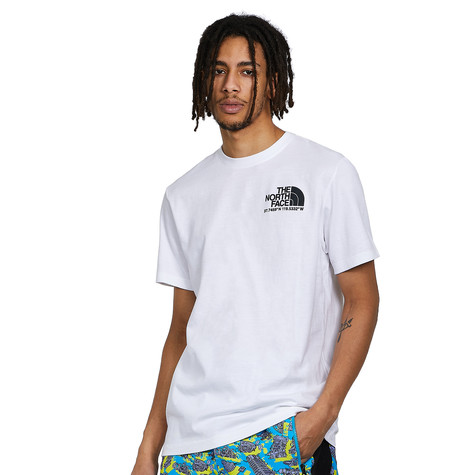 The North Face - Coordinates S/S Tee