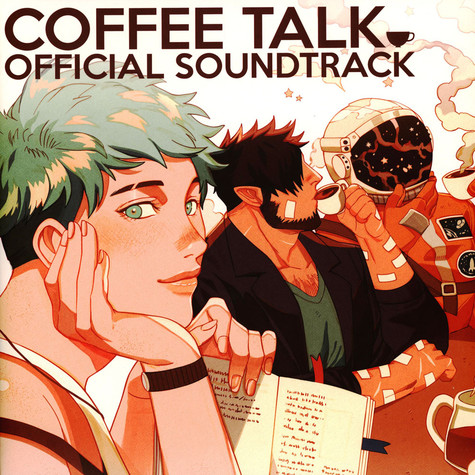Andrew Jeremy - OST Coffee Talk Colored Vinyl Edition