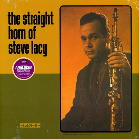 V.A. - The Straight Horn Of Steve Lacy