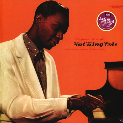 Nat King Cole - The Piano Style Of Nat King Cole