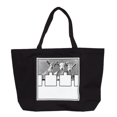 The Trilogy Tapes - Goat Record Bag