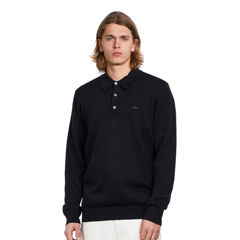 Lacoste - Polo Knit Sweater