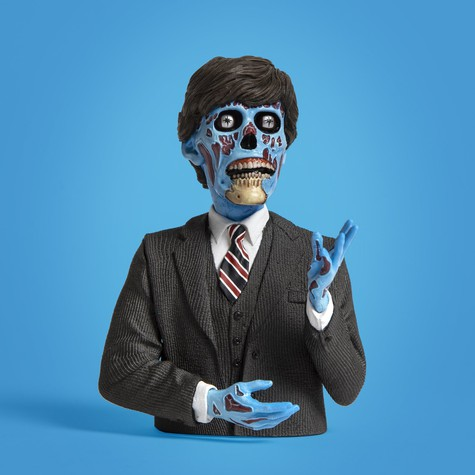 Waxwork - They Live Politician Spinature