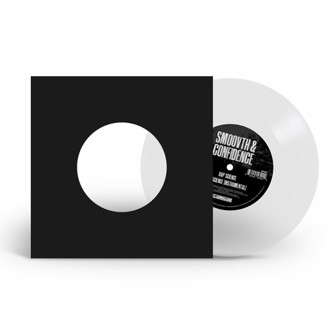 Smoovth & Confidence - Rap Science / Come Get It Clear Vinyl Edition