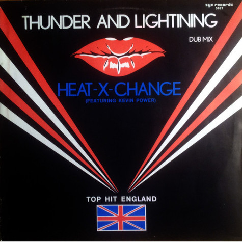 Heat-X-Change Featuring Kevin Power - Thunder And Lightning