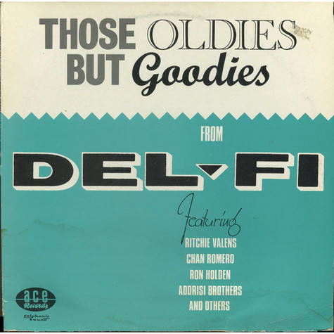 V.A. - Those Oldies But Goodies From Del-Fi