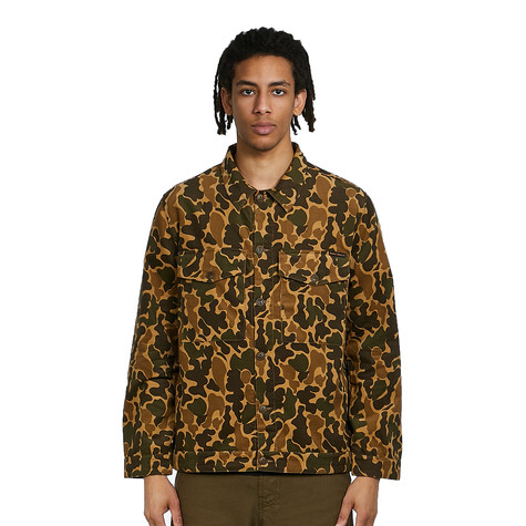 Nudie Jeans - Colin Camoflage Shirt
