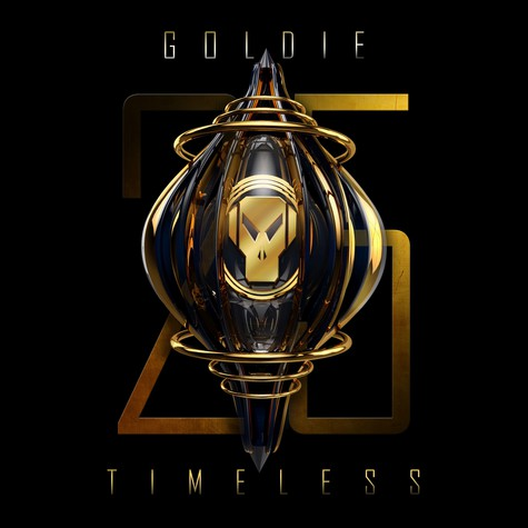 Goldie - Timeless 25 Year Anniversary Edition