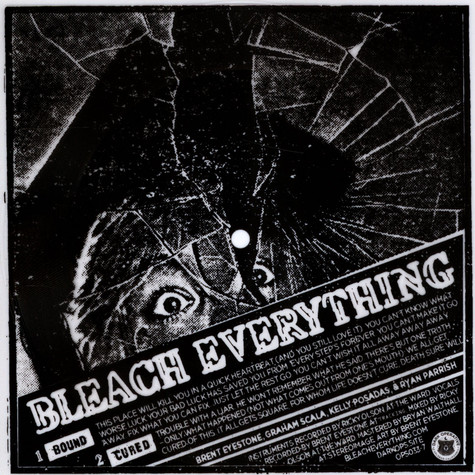 Bleach Everything - Bound / Cured Flexi Disc Edition