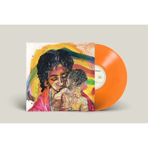 McKinley Dixon - For My Mama And Anyone Who Look Like Her Opaque Mango Colored Vinyl Edition