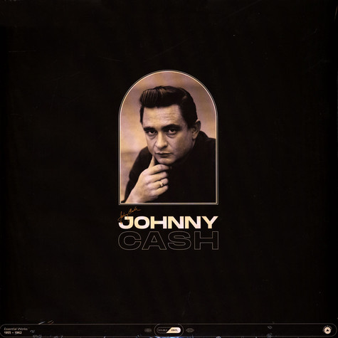 Johnny Cash - Essential Works: 1955-1962