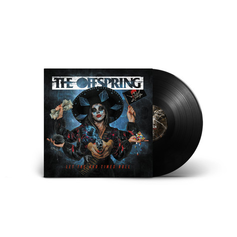 Offspring, The - Let The Bad Times Roll Black Vinyl Edition