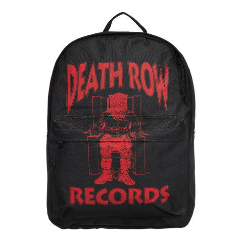 Death Row - Red Logo Daypack