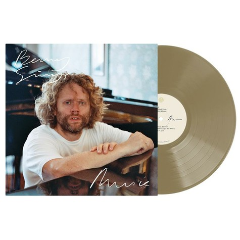 Benny Sings - Music HHV European Exclusive Gold Vinyl Edition