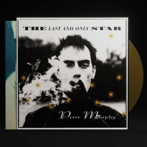 Peter Murphy - The Last And Only Star Rarities Gold Vinyl Edition