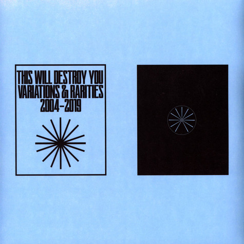 This Will Destroy You - Variations & Rarities: 2004-2009 Volume 2 Baby Blue Vinyl Edition