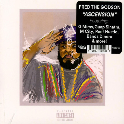 Fred The Godson - Ascension