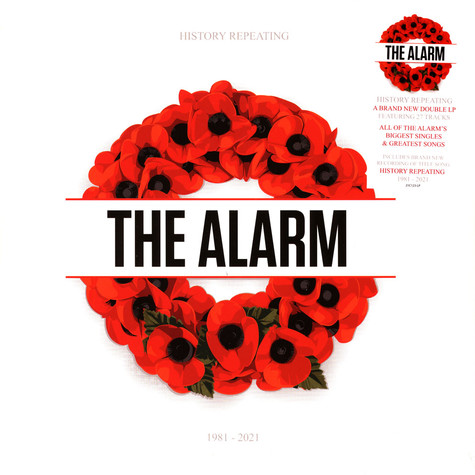 Alarm, The - History Repeating