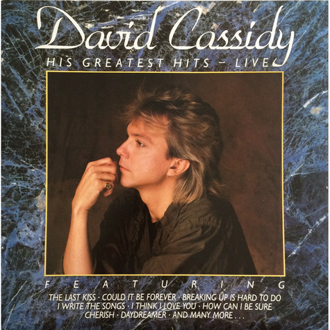 David Cassidy - His Greatest Hits - Live