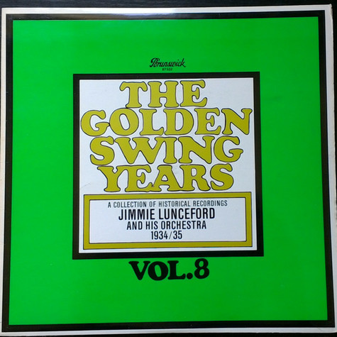 Jimmie Lunceford - Jimmie Lunceford And His Orchestra 1934/35