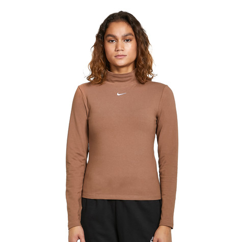 Nike - Sportswear Collection Essentials Long-Sleeve Mock Top