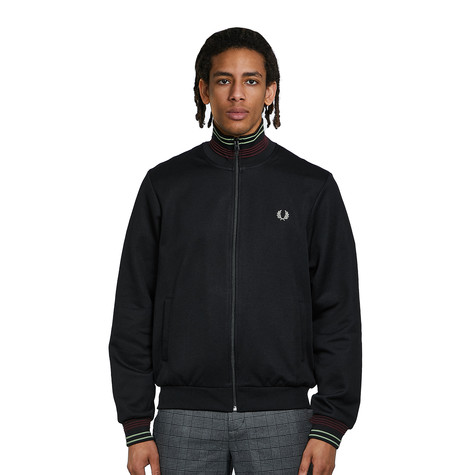 Fred Perry - Lightweight Pique Track Jacket
