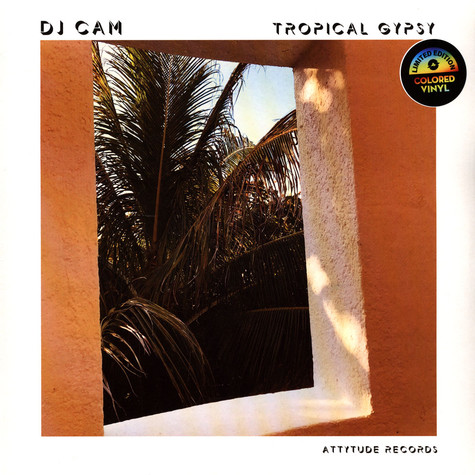 DJ Cam - Tropical Gypsy Record Store Day 2021 Edition