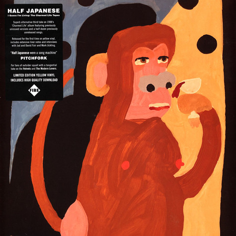 Half Japanese - I Guess I'm Living: The Charmed Life Tapes Record Store Day 2021 Edition