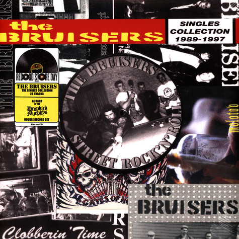 Bruisers - Singles Collection Record Store Day 2021 Edition
