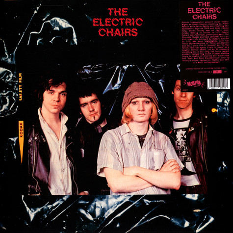 Electric Chairs, The - The Electric Chairs Pink Record Store Day 2021 Edition