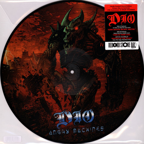 Dio - God Hates Heavy Metal Record Store Day 2021 Edition